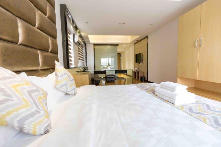 利和国际金融中心之利和公寓,精品公寓让你住得更舒适