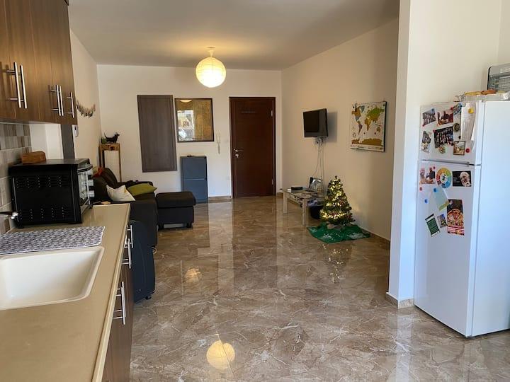 Cozy apartment in Bethlehem area