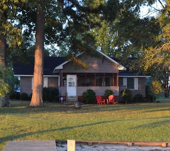 TAW CAW LAKEHOUSE - LAKE MARION SC - House