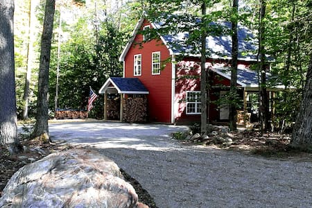 New ECO-FRIENDLY ADK w/Lake Access - Caroga Lake