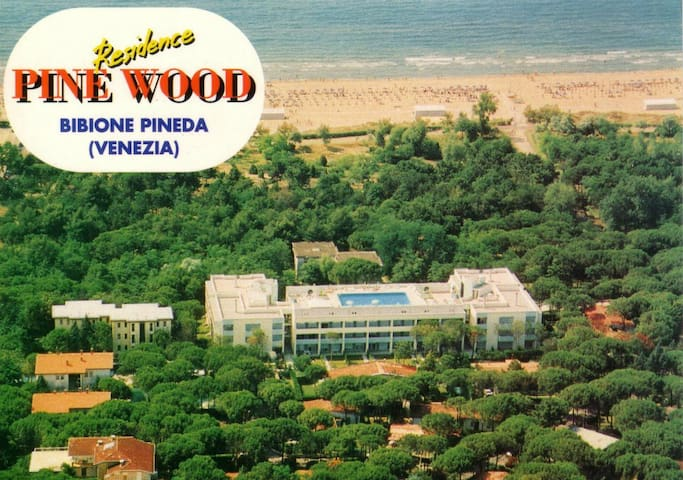 Residence Pinewood - Bibione Pineda - Daire