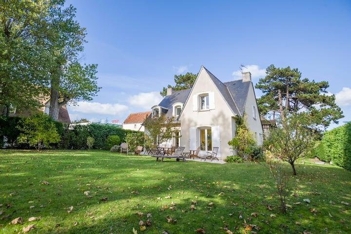 Charming Villa - Saint Aubin Sur Mer (Normandy)
