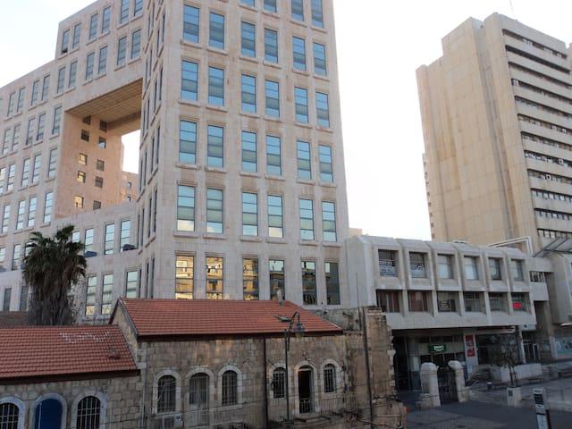 Center of Jerusalem - Private Room