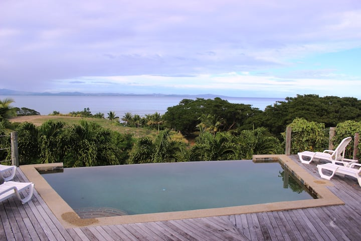 Fiji Holiday Home- Seaside dream vacation home