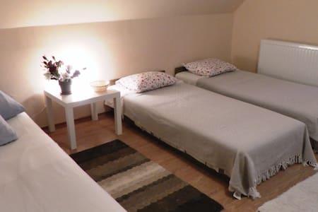 Przyjemny pokój 4 km od morza /Nice room 4km toSea
