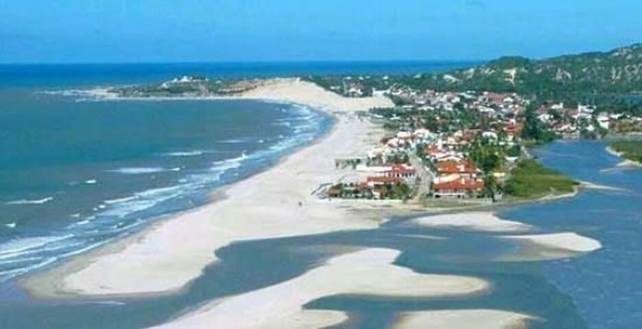 Divisa Praia do presídio/Iguape