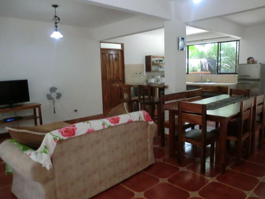 Living/Dinning Area
