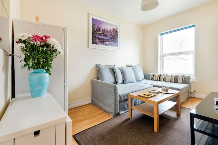Prah Rd -1 Bed Modern London Apartment - Wi-Fi.