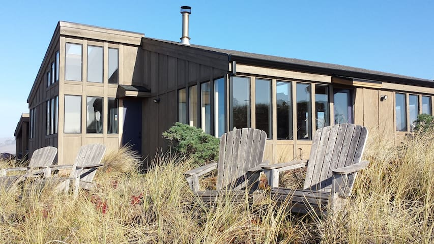 Aquene - An Oceanfront Retreat - Bodega Bay - Talo