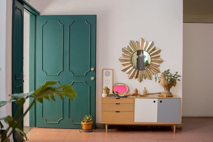 Habitacion sencilla en Casa Sabina!!