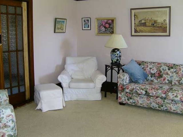 comfortable home in Manly - Fairlight - Casa