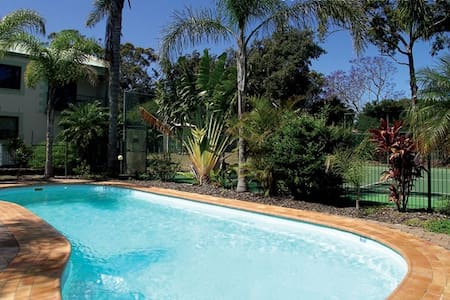 Sea change apartment- Nelson Bay - Nelson Bay
