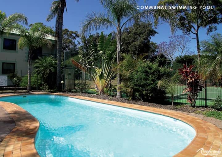 Sea change apartment- Nelson Bay