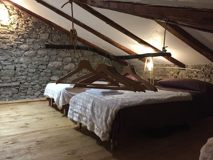Casa Di Volce & Tolmin Lodge
