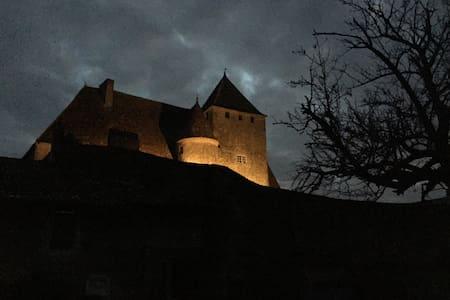 Belle chambre dans Château classé - 33