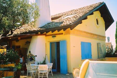 "Camere in villa con vista ""MARE"" - Pescara"
