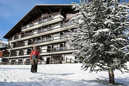 Appartement dans résidence Maeva Mont d'Arbois - 梅傑夫