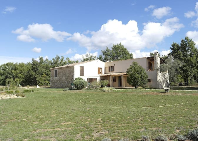 House in Verdon, St-Croix lake - Montagnac-Montpezat