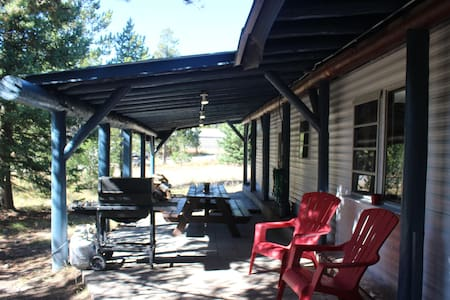 3 Bedroom Home 20 mins. from West Yellowstone WiFi - Island Park