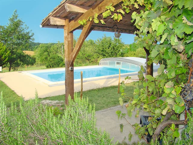 Holiday home in Villereal - Villereal - Casa