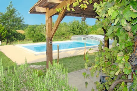 Holiday home in Villereal - Villereal - Rumah