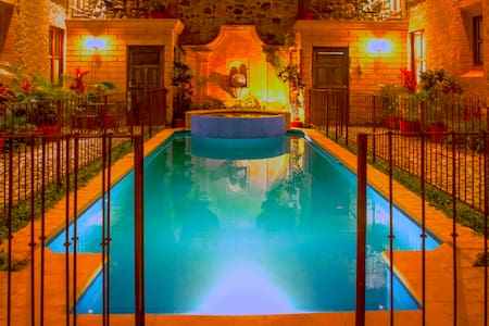 Central Hidden Secret w/pool (3 of 4) + Free Night