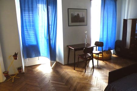 Rooms in the historical city center - Rijeka - Appartement