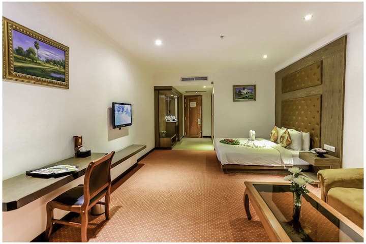 Amazing and beautiful deluxe room in Siem Reap - Krong Siem Reap - Lakás