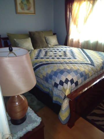 Cozy and Quiet bedroom in Tamarac, Florida - Tamarac - Apartment