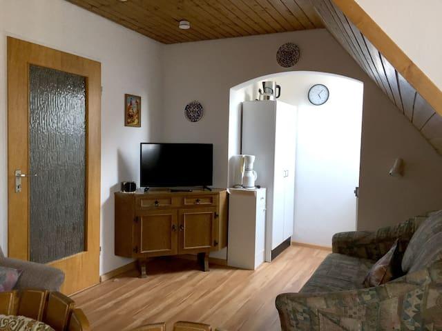 Ferienhaus im Grund, (Hinterzarten), Ferienwohnung 2, 34qm, 1 Schlafzimmer, max. 2 Personen