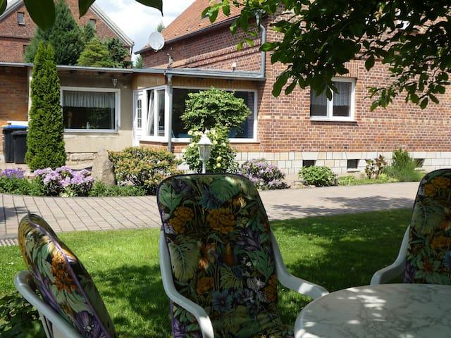 """Ferienhaus """"Zur alten Seilerei"""""""
