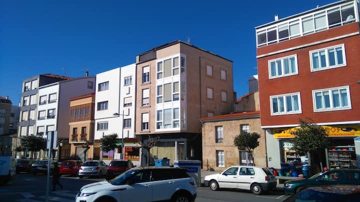 Ático en Rúa Castelao 12.