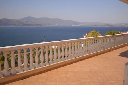 Relaxing Destination, Theologos Greece - Theologos