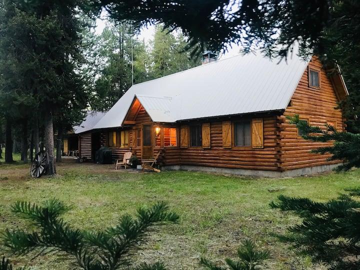 Bluestone Lodge — 'Big Blue'