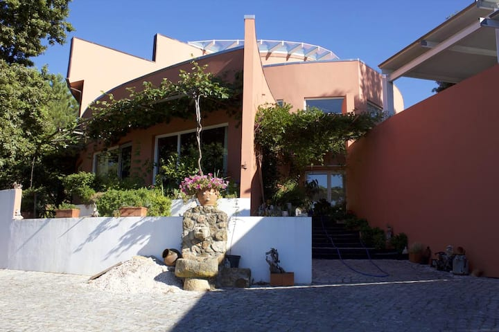 Apartment with 2 bedrooms in Pedrógão Grande, with shared pool, enclosed garden and WiFi