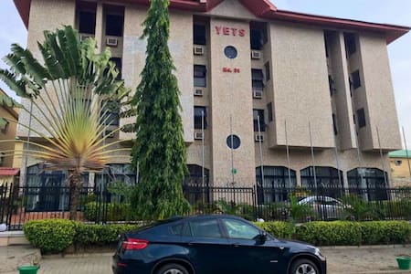 Yets serviced apartments with staff/ Wuse zone 5.
