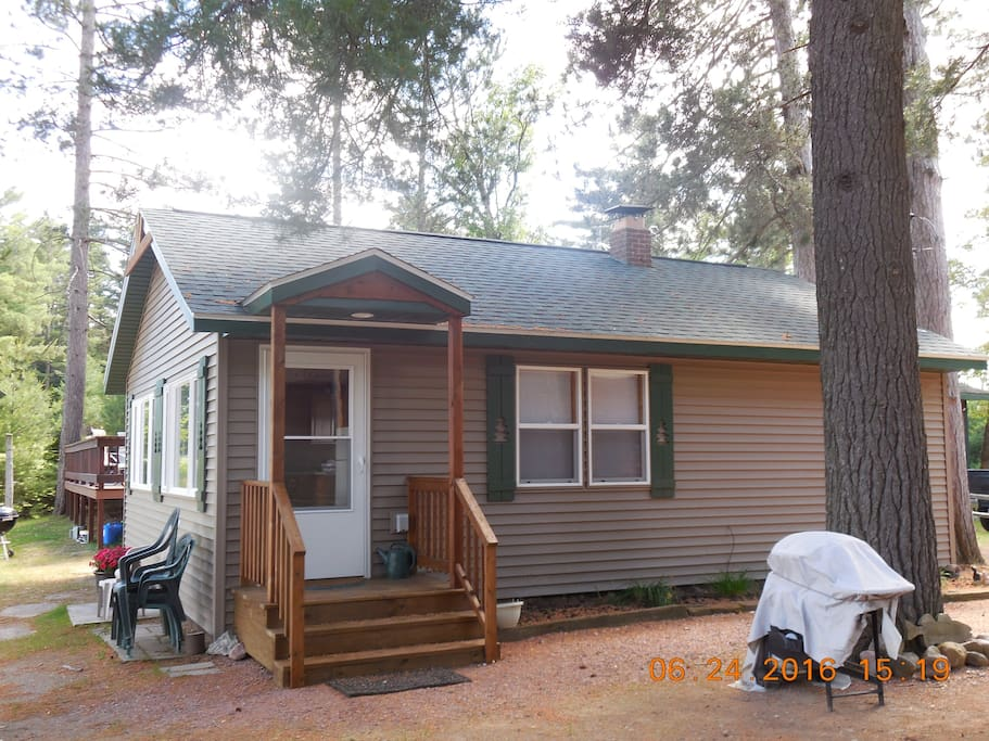 Knotty Pine Resort White Pine Cabin Houses For Rent In