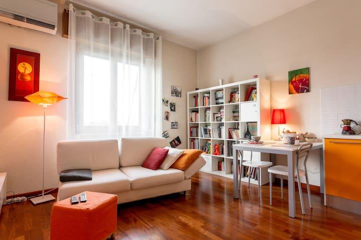 La casetta rossa - Brescia - Lägenhet