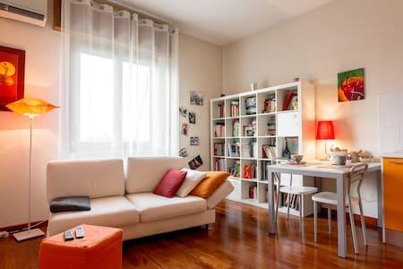 La casetta rossa - Brescia - Lejlighed