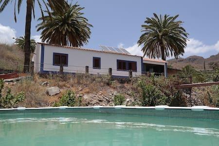 'Peace&Love' room,eco-villa Ecotara - 산 바르톨로메 데 티라하나 - 별장/타운하우스