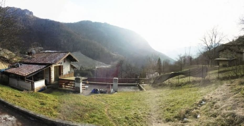 La Casa di Montagna - Dossena - Casa