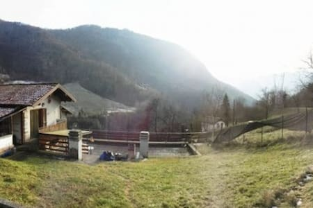 La Casa di Montagna - Dossena - Hus