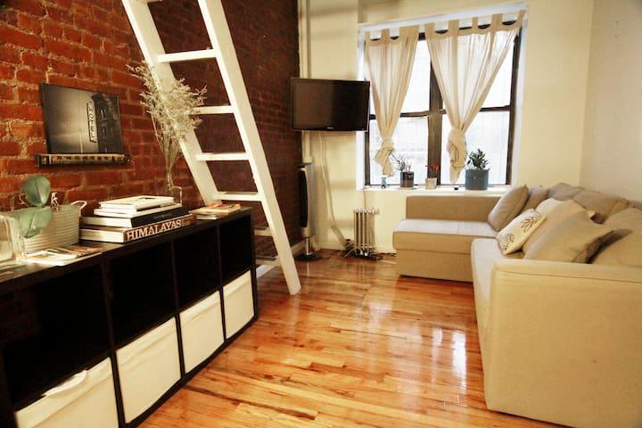 BEAUTIFUL LOFT EAST VILLAGE - Nueva York - Loft