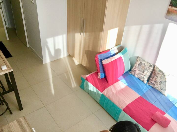 LOW PRICE FURNISHED Studio Penthouse Greenery View