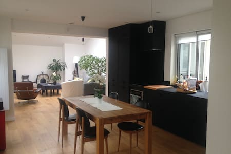Sunny Loft - 10' away from Paris - Courbevoie