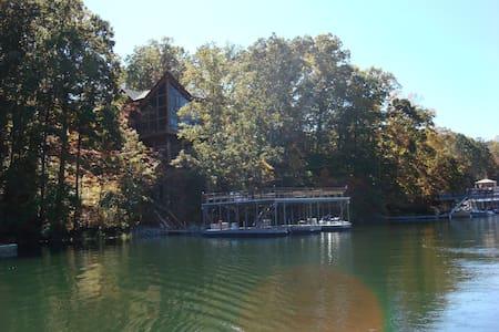 Lake Lanier Retreat K room - Gainesville - Talo