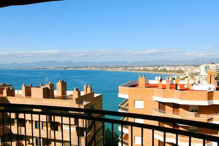 Apartment in Salou for your enjoy and pleasure.