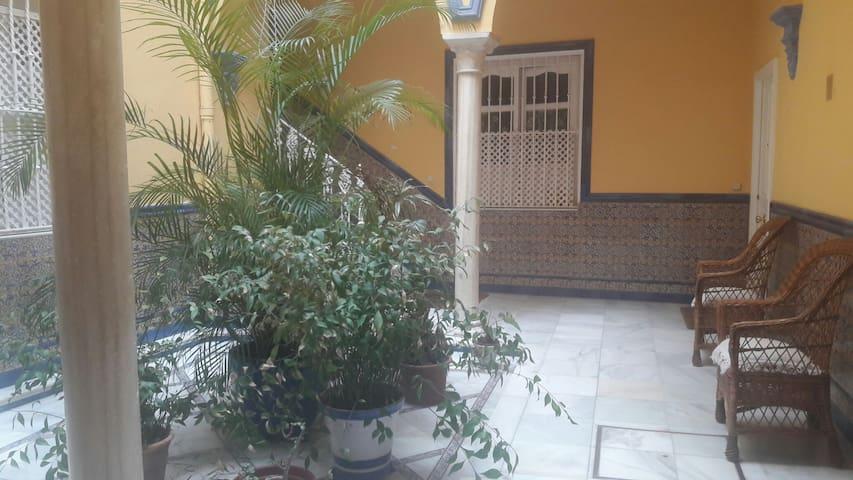 Preciosa casa en el centro de Sevilla - Sevilla - Wohnung