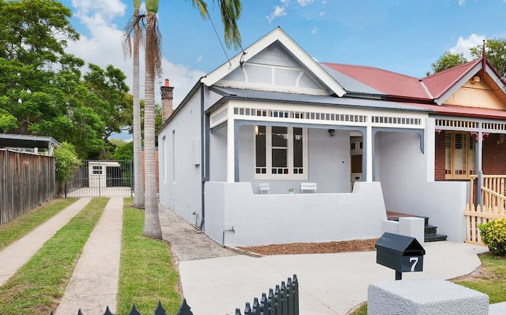 Character filled Drummoyne Home