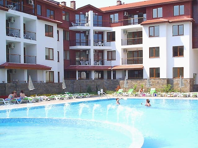 One Bedroom (Apollon) Furnished Apartment To Rent - Ravda - Lakás